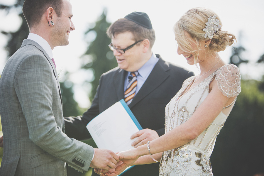 Jewish Wedding Photographer at Buxted Park