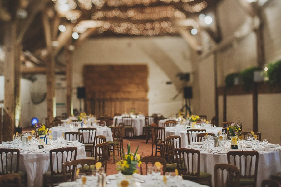 Jacqueline & David's Pangdean Barns Wedding