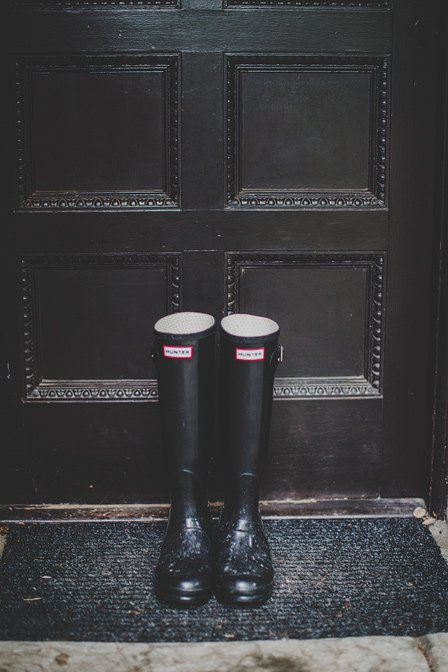 hunter-wellies-wedding-shoes