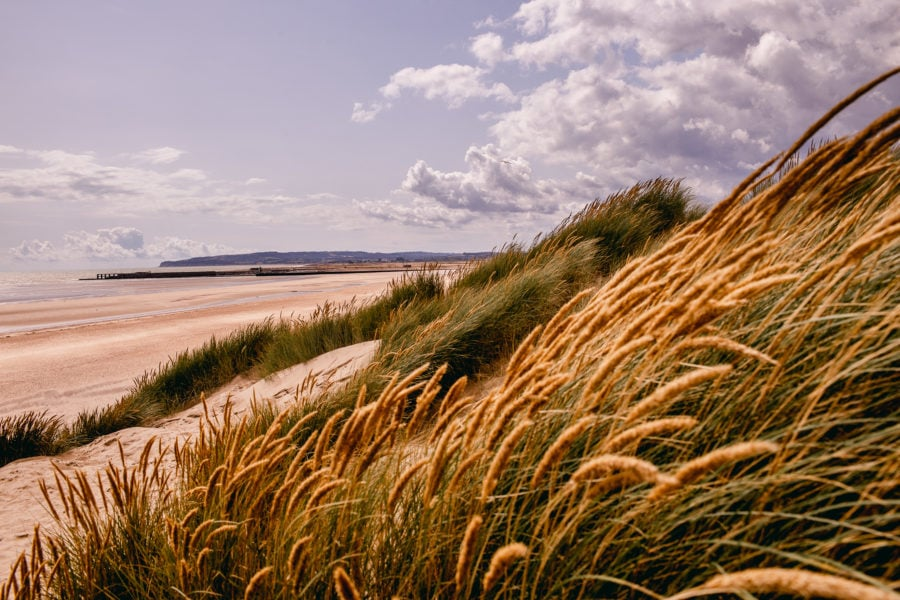 Sand Dunes at Camber Sands
