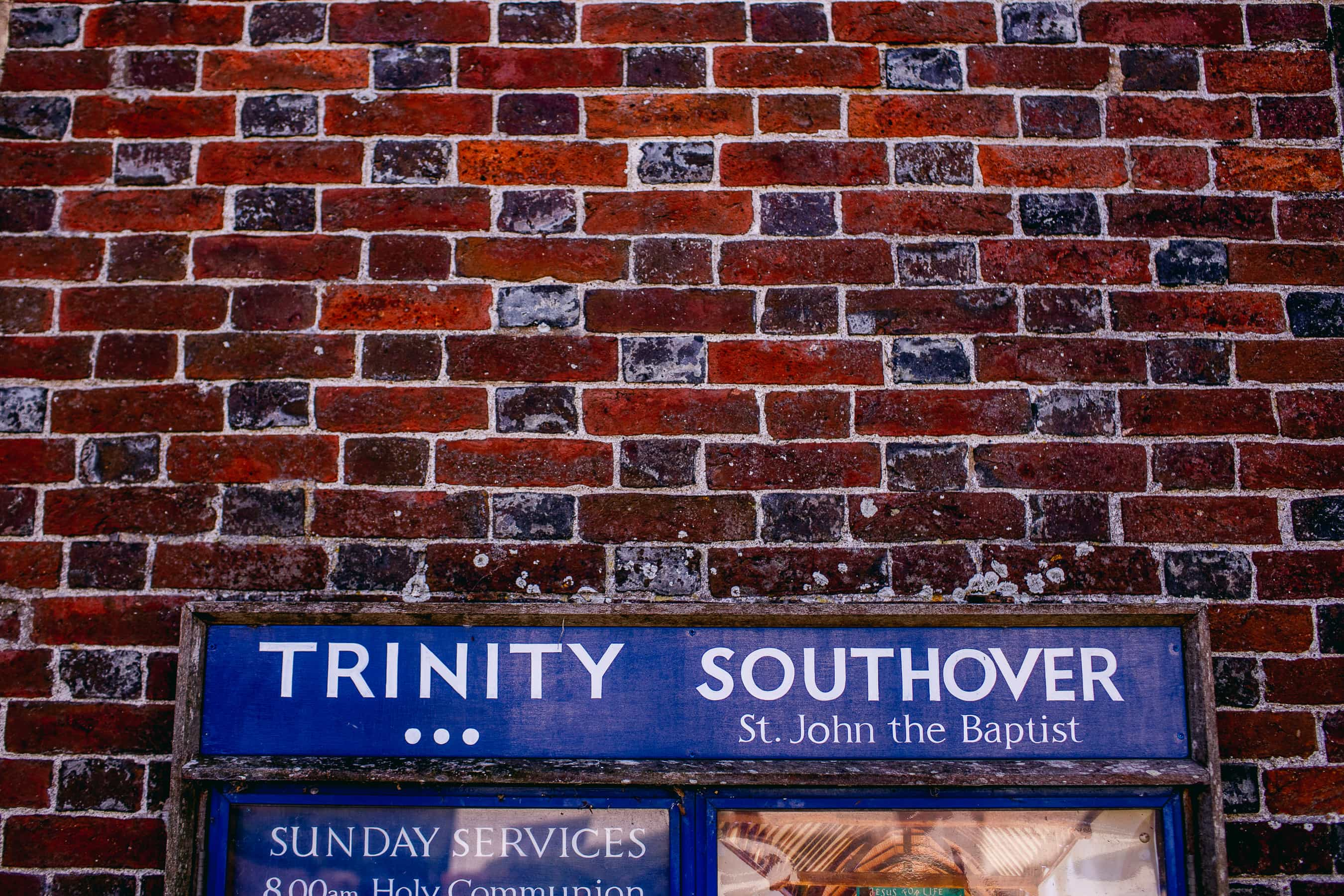 Trinty Church Southover