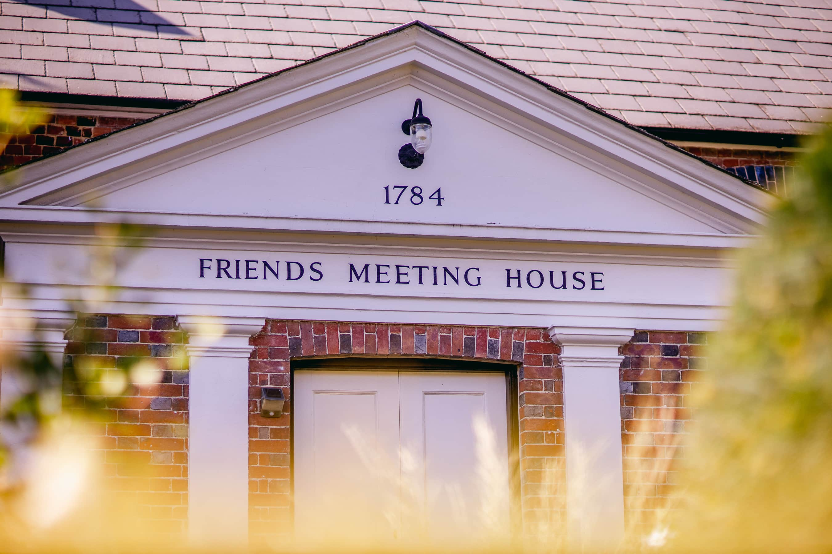 Lewes Friends Meeting House DIY wedding venue