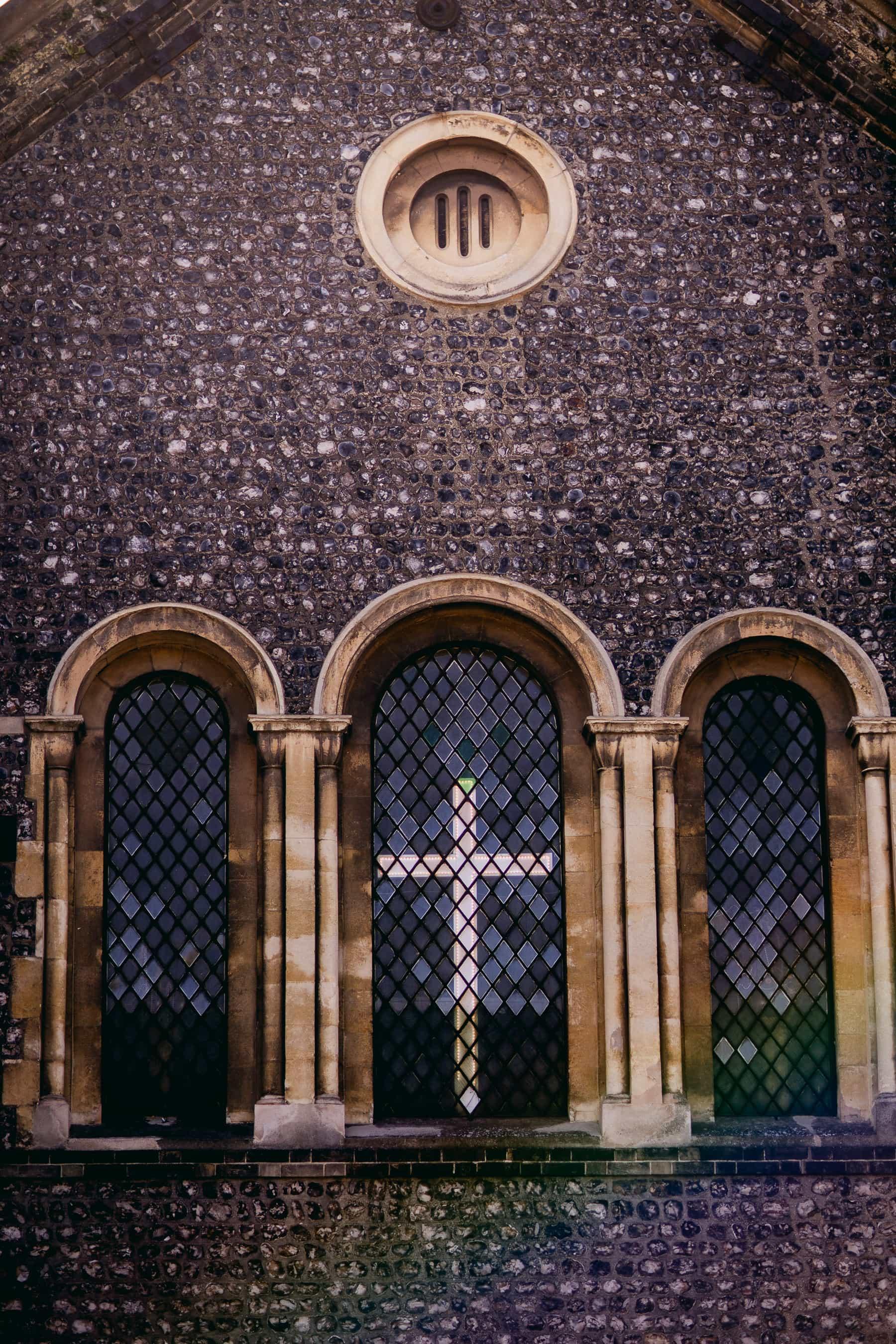 Lewes Church Cross