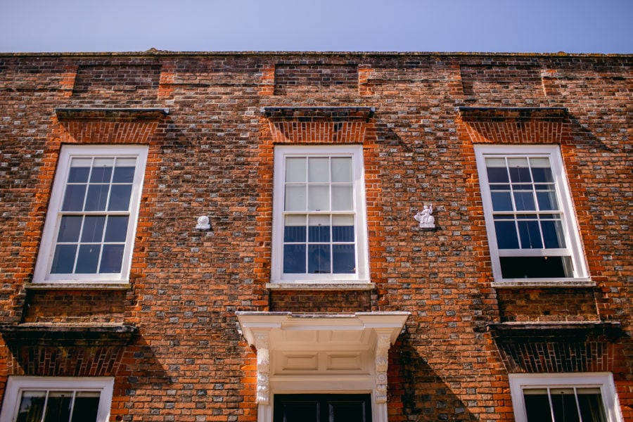 Rye National Trust House