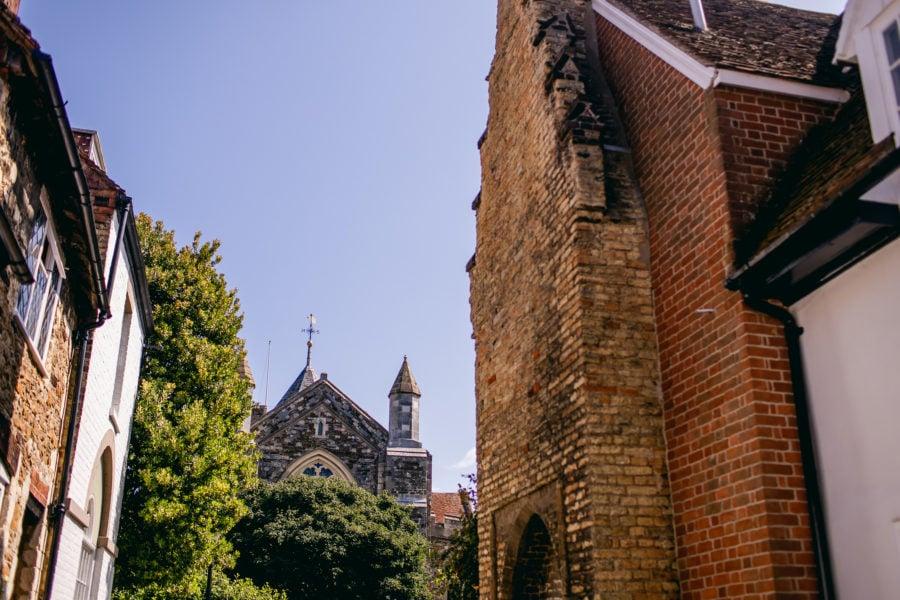 St Marys Church Rye