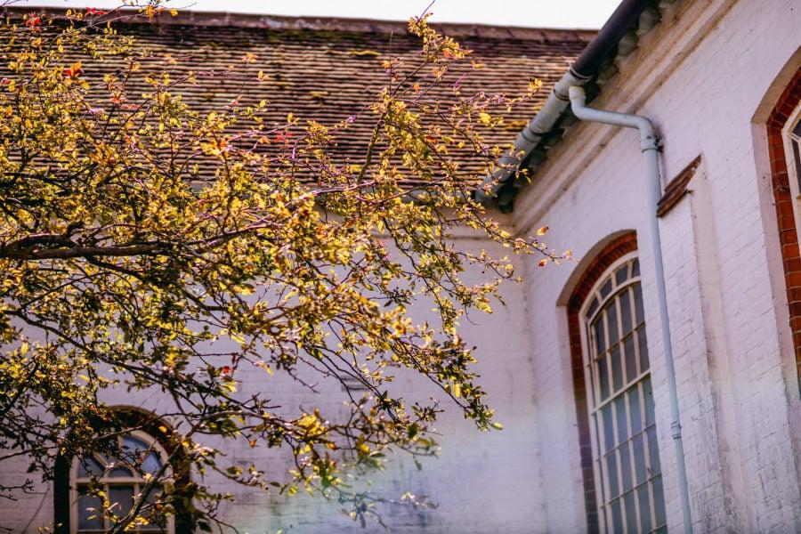 Methodist Church in Rye