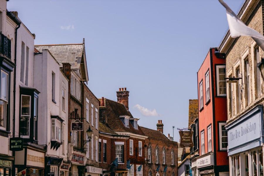 Rye High Street