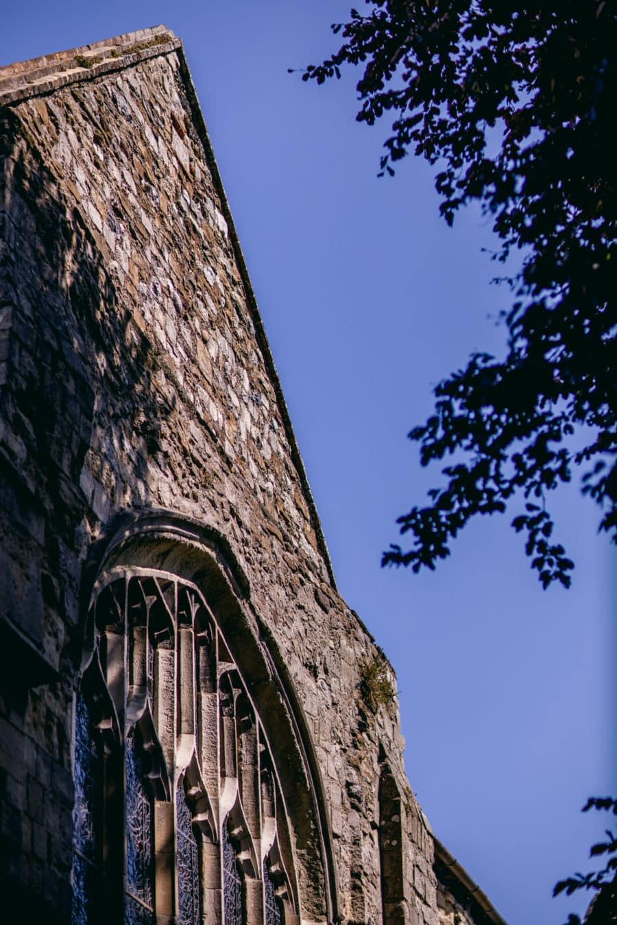 St Marys Church in Rye