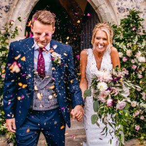 How to capture confetti photos