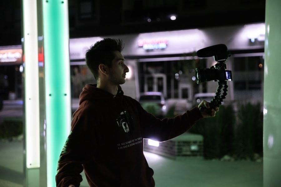 Vlogging Camera Canon